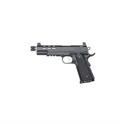 Cz Usa Discretion 5in 9mm Matte Black 10+1rd