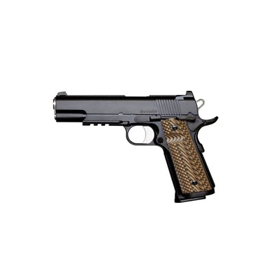 Cz Usa Specialist 5in 9mm Matte Black 10+1rd