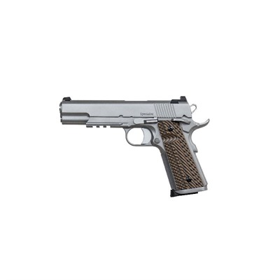 Cz Usa Specialist 5in 9mm Stainless 10+1rd