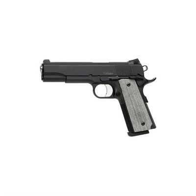 Cz Usa Valor 5in 45 Acp  Slim Line G10 Heine Strght 8 Night Sights 8+1rd