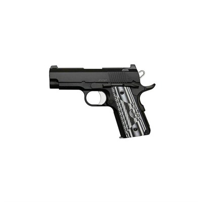 Cz Usa Dan Wesson Eco 3.5in 45 Acp Matte Black 7+1rd