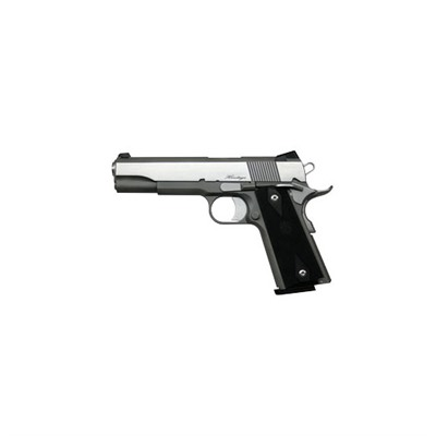 Cz Usa Dan Wesson Rz-45 Heritage 5in 45 Acp Stainless 8+1rd
