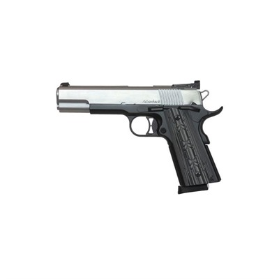 Cz Usa Dan Wesson Silverback 5in 45 Acp Stainless 8+1rd
