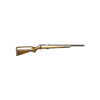 Cz Usa 455 Varmint 20.5in 17 Hmr Blue 5+1rd