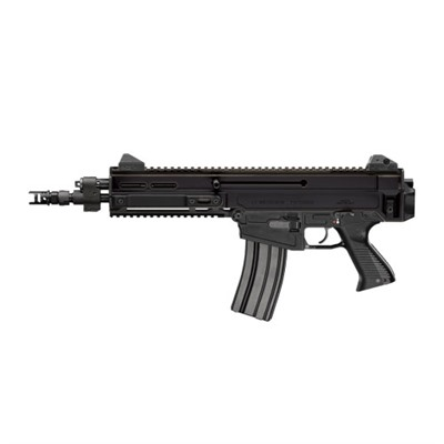 Cz Usa 805 Bren S1 11in 5.56x45mm Nato Matte Black 30+1rd