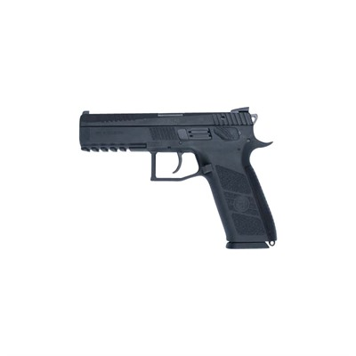 Cz Usa Cz P09 Duty 4.53in 9mm Black Polycoat 19+1rd