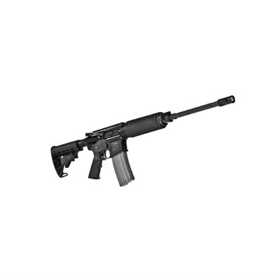 Del-Ton Dt Sport Optic Ready 16in 5.56x45mm Nato Matte Black 30+1rd