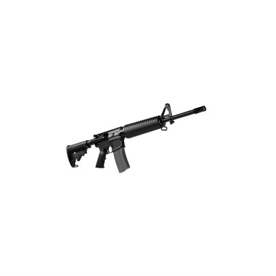 Del-Ton Sierra 316h 16in 5.56x45mm Nato Matte Black 30+1rd