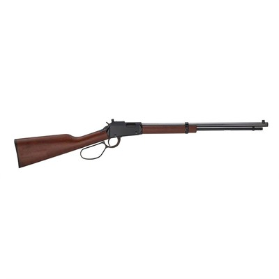 Henry Repeating Arms Std Lever Small Game 20in 22 Lr Blue 15+1rd - Lever Small Game 20 Inch 22 Lr Blue 15+1