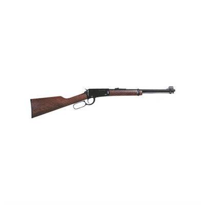 Henry Repeating Arms Lever Action Youth 16.125in 22 Lr Blue 12+1rd - Lever Action Youth 16.125in 22 Blue 12+1rd