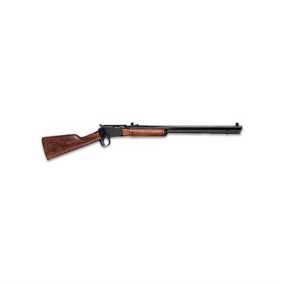 Henry Repeating Arms Pump Rifle 18.25in 22 Lr Blue 15+1rd - Pump Rifle 18.25in 22 Lr Blue 15+1