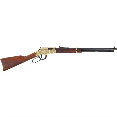 Henry Repeating Arms Goldenboy Dlx Engraved 3rd Ed. 20in 22 Wmr Blue 11 1rd Goldenboy Dlx Engraved 3rd Ed. 20in 22 Wmr Blue 11 1