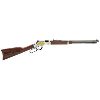 Henry Repeating Arms American Railroad Tribute Ed 20in 22 Lr Blue 15 1rd American Railroad Tribute Ed 20in 22 Lr Blue 15 1