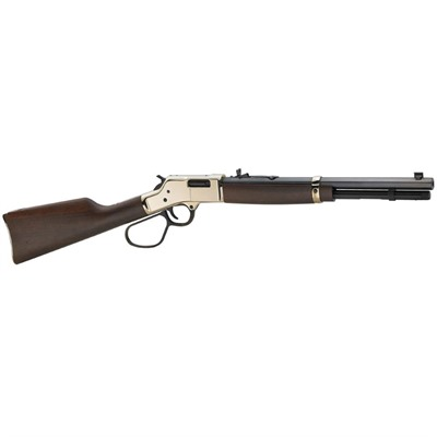 Henry Repeating Arms Big Boy Carbine 16.5in 357 Magnum 38 Special Blue 7 1rd Big Boy Carbine 16.5in 357 Magnum 38 Special Blue 7 1 USA & Canada