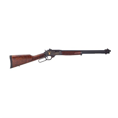 Henry Repeating Arms 30 Lever Steel Wildlife 20in 30 Winchester Blue 5 1rd 30 Lever Steel Wildlife 20in 30 Winchester Blue 5 1