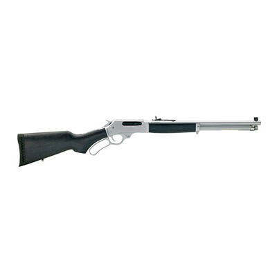 Henry Repeating Arms Lever Action All Weather 18.43in 45-70 Government Stainless 4+1rd - Lever Action All Weather 18.43in 45-70 Government Stainless