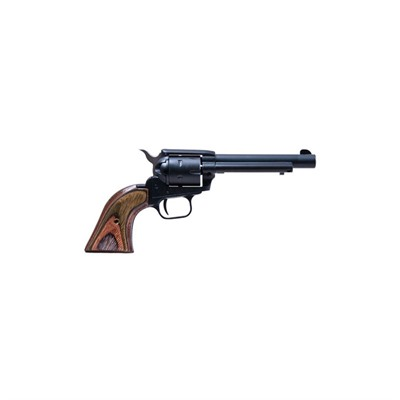 Rough Rider Small Bore 4.75in 22 Lr | 22 Wmr Black Satin 6rd.