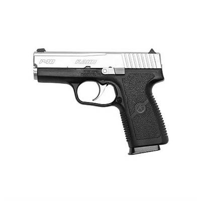 Kahr Arms P40 3.6in 40 S&W Matte Stainless 6+1rd - P40 3.6in 40 S&W Matte Stainless 6+1