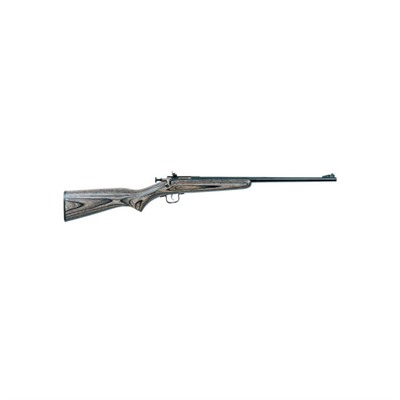 Keystone Sporting Arms, Llc 100-402-910 Crickett 16.125in 22 Lr Blue Camo 1rd