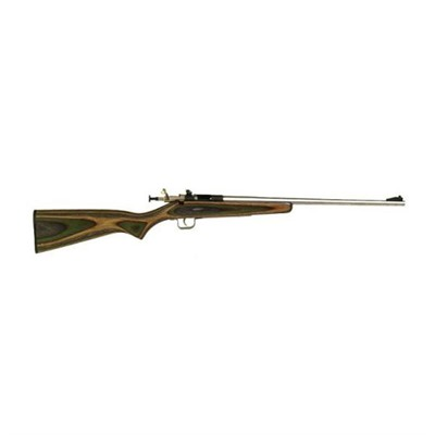 Keystone Sporting Arms, Llc 100-402-911 Crickett 16.125in 22 Lr Stainless Camo 1rd