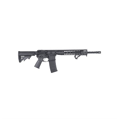 Lwrc International 100-402-934 Di 16.1in 5.56x45mm Nato Matte Black 30+1rd