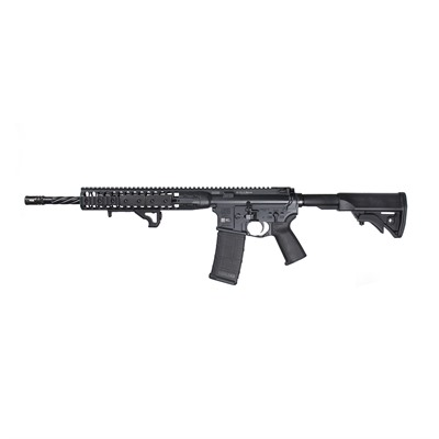 Lwrc International 100-402-936 Di 16.1in 5.56x45mm Nato Stealth Grey 30+1rd
