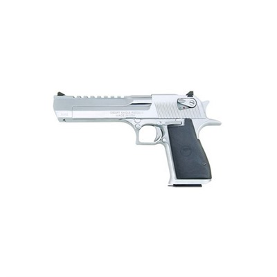 Desert Eagle 6in 44 Magnum Polished Chrome 8+1rd.