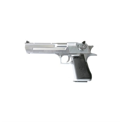 Desert Eagle 6in 50 Ae Polished Chrome 7+1rd.