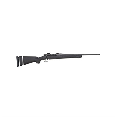 Mossberg Patriot Super Bantam Rifle 20in 243 Win Blue Synthetic 5 1rd Patriot Super Bantam Rifle 20in 243 Win Matte Blue Synthetic