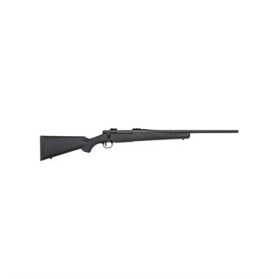 Mossberg Patriot Rifle 22in 25 06 Remington Matte Blue Synthetic 5 1rd Patriot Rifle 22in 25 06 Remington Matte Blue Synthetic 5 1 USA & Canada