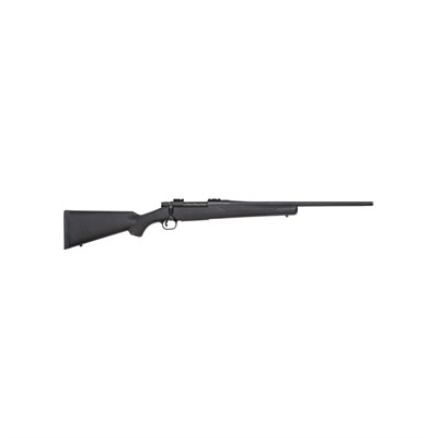 Mossberg Patriot Rifle 22in 300 Win Magnum Matte Blue Synthetic 4 1rd Patriot Rifle 22in 300 Win Magnum Matte Blue Synthetic 4 1