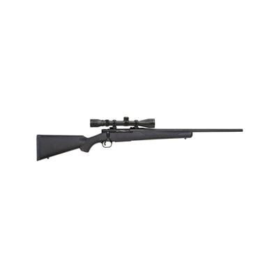 Mossberg Patriot Rifle Package 22in 243 Win Matte Blue Synthetic 5 1rd Patriot Rifle Package 22in 243 Win Matte Blue Synthetic 5 1
