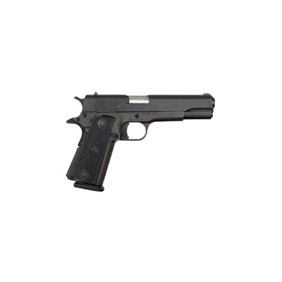Rock Island Armory M1911-A1 Gi 5in 45 Acp Parkerized 10+1rd