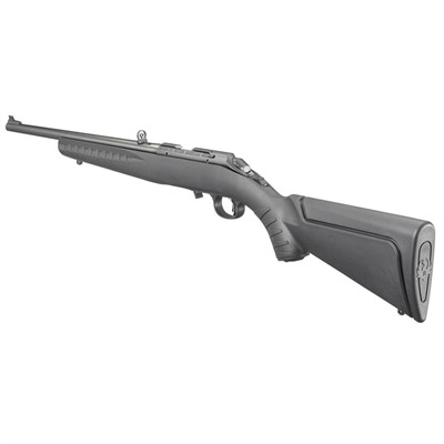 Ruger American Rifle Compact 18in 22 Lr Matte Black Peep Sights 10 1 Rd American Rifle Compact 18in 22 Lr Matte Black Peep Sights 10