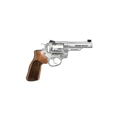 Ruger Gp100 4.2in 357 Magnum | 38 Special Satin Stainless 6rd