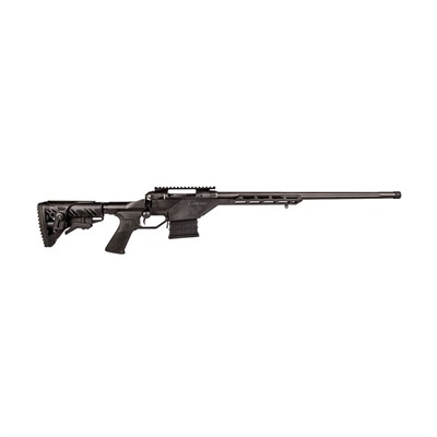 Savage Arms 10ba Stealth 24in 6.5 Creedmoor Matte Black 10+1rd - 10ba Stealth 24in 6.5 Creedmoor Matte Black 10