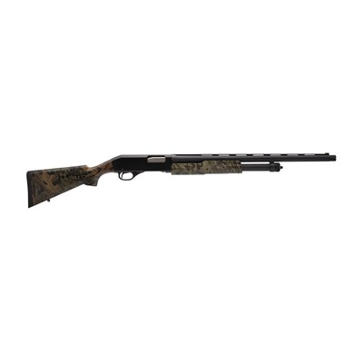 320 Spring Pump Shotgun 22in 12 Gauge Mossy Oak Obsession 5+1rd.
