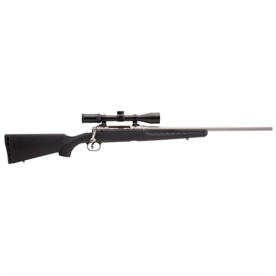 Image of Savage Arms Axis Ii Xp Stainless 22in 22-250 Remington Stainless 4+1rd