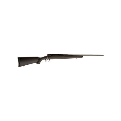 Axis 22in 243 Winchester Matte Black 4+1rd.
