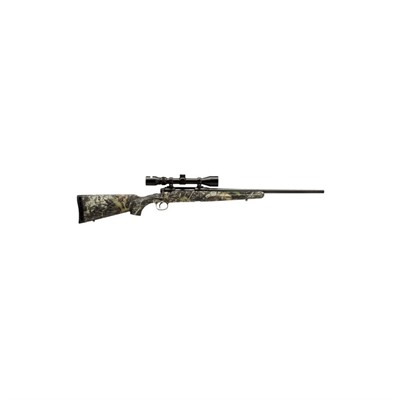 Axis Xp 22in 7mm-08 Remington Matte Black Camo 4+1rd.