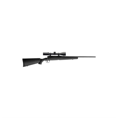 Savage Arms Axis Ii 22in 7mm-08 Remington Matte Black 4+1rd
