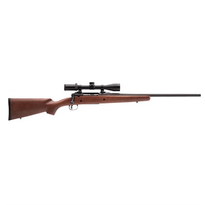 Savage Arms Axis Ii Xp Hardwood 22in 308 Winchester Blue 4+1rd