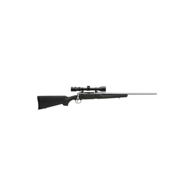 Savage Arms Axis Xp 22in 243 Winchester Stainless 4 1rd Axis Xp 22in 243 Winchester Stainless 4 1