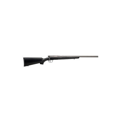 Savage Arms B.Mag Heavy Barrel 22in 17 Wsm Stainless Black Synthetic  8+1rd