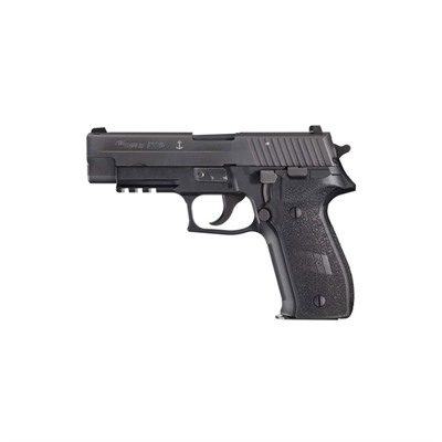 Sig Sauer P226 Mk25 4.4in 9mm Black Polymer Siglite Night Sights 15+1rd
