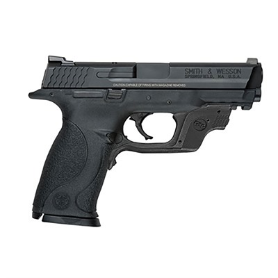 Smith & Wesson M&P40 Handgun 40 S&W 4.25in 15+1 10175 - M&P40 Hndgn 40 S&W 4.25in 15+1 Blk Andzd 10175