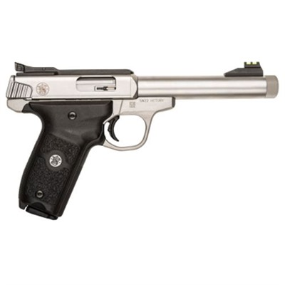 Smith & Wesson Sw22 Victory Handgun 22 Lr 5.5