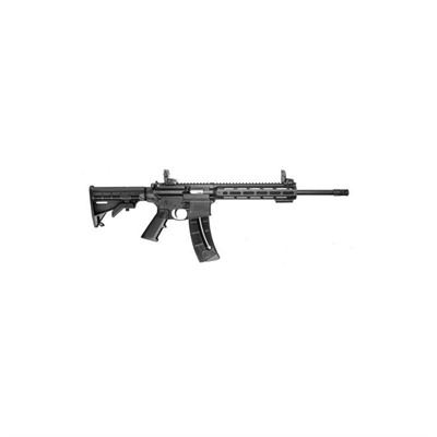 Smith & Wesson M&P15-22 Sport 16in 22 Lr Matte Black 25+1rd
