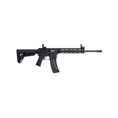Smith & Wesson - M&P15-22 Sport Moe SL 16.5in 22 LR Matte Black 25+1RD