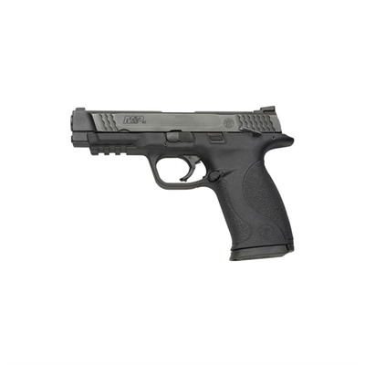 Smith & Wesson M&P45 4.5in 45 Acp Black Melonite Black Polymer White Dot 10+1rd
